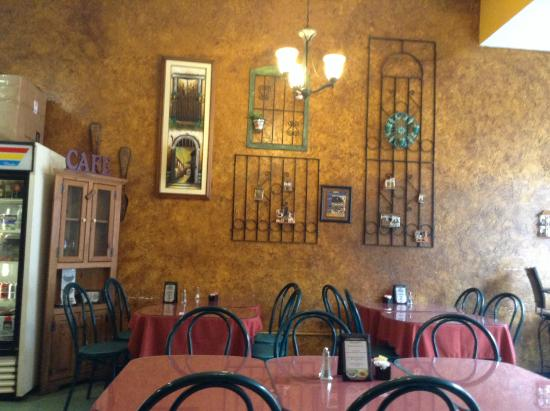 La Herencia Cafe: Pleasant atmosphere