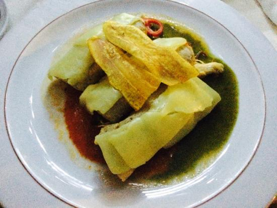 """Camino Real Tikal : Stay away from their """"enchiladas"""""""