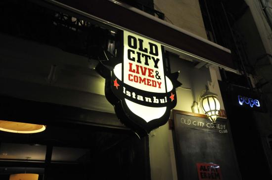 ‪Old City Comedy Club‬