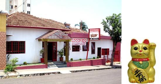 Restaurante Dragao Dourado