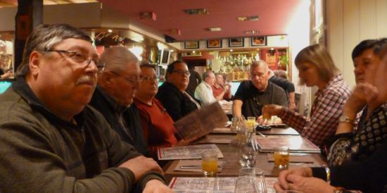 Le Grognard : notre groupe d'amis
