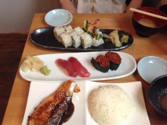 Syun Japanese Restaurant & Sake Club: Really love it!! It's a delicious Japanese food!!