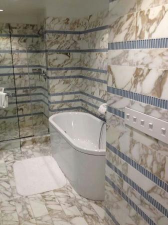 JW Marriott Indianapolis: Master Bath