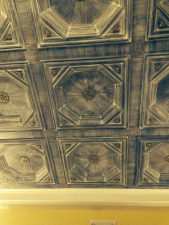 Best Western Ai Cavalieri Hotel: Particolare del soffitto