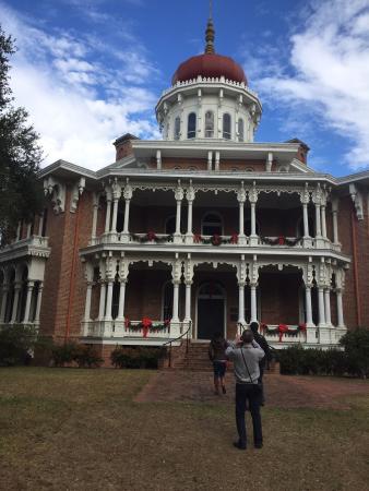 Longwood: A grand house!