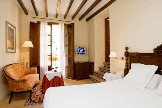 Hotel San Lorenzo: Habitación doble superior con balcón