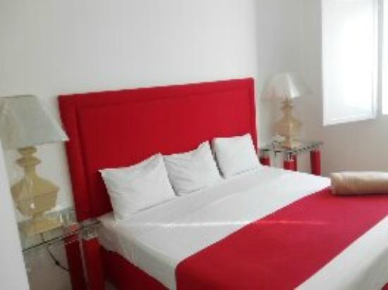 Hotel Zar La Paz: Habitación