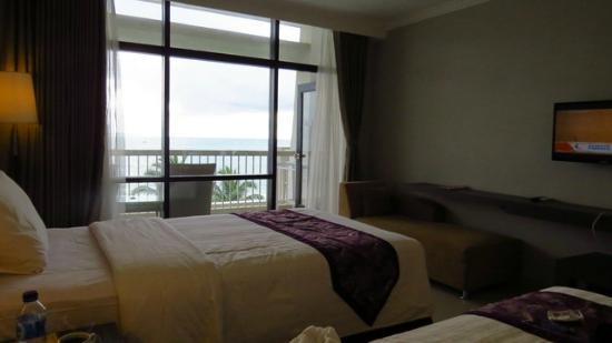 Inna Samudra Beach Hotel R 514 Awesome Ocean View