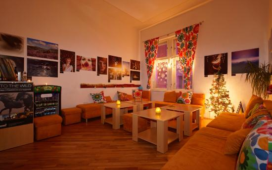 Hostel Vagabond Sarajevo : Common Room