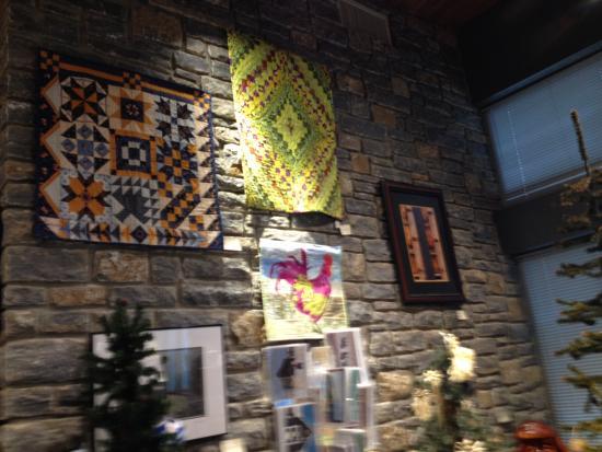 Berea Kentucky Artisan Center At