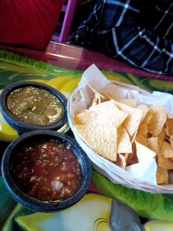 Mexican Food Woodland Wa
