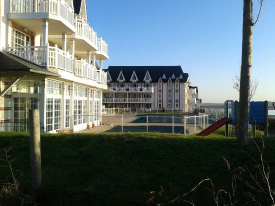 Pierre & Vacances Premium Residenz de la Plage: Résidence