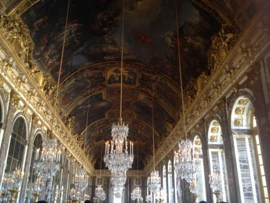 Foto de palacio de versalles versalles cuarto de maria for Salon los espejos