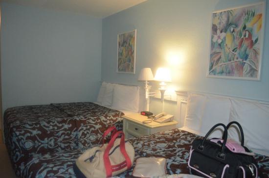Galt Villas Inn: habitación