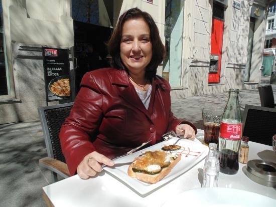 Cafe & Te: Cebolas caramelizadas