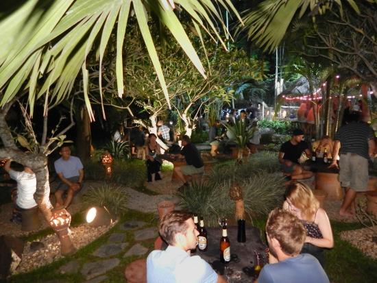 Utopia Restaurant and Bar : interior do bar