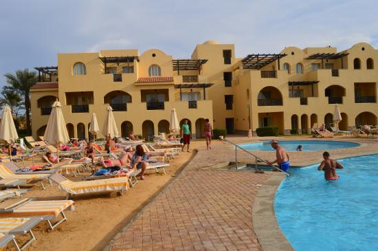 Stella Di Mare Beach Resort & Spa Makadi Bay: december 2014