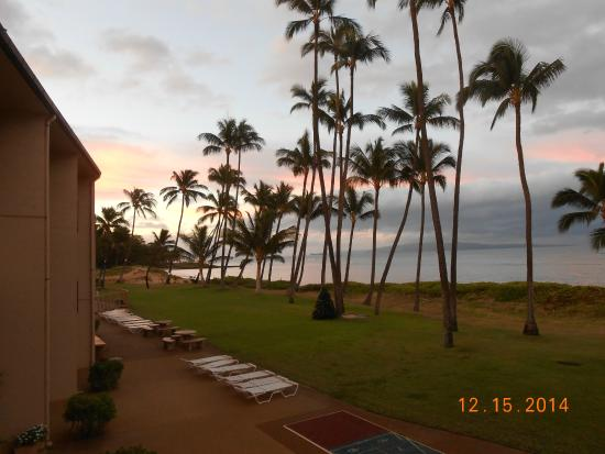 Hale Kai O'kihei: Sunrise at Kihei
