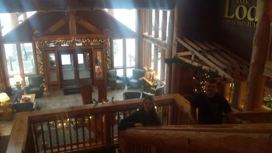 The Lodge at Giant's Ridge: Lobby View