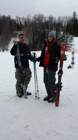 The Lodge at Giant's Ridge: Ski Time!