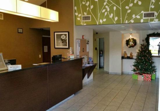 Sleep Inn St. Augustine: Recesión o Entrada
