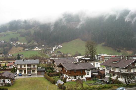 THERESA Wellness Geniesser Hotel: Панорама