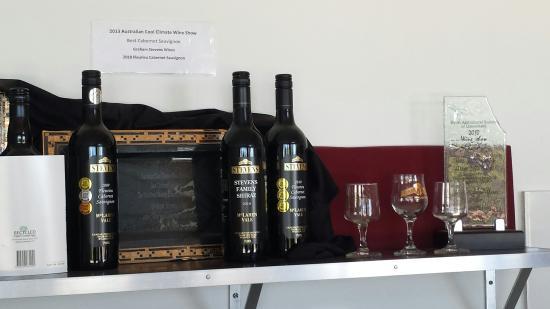 Graham Stevens Wines