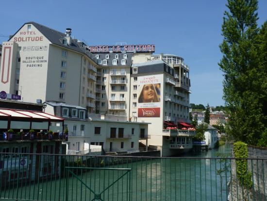 Lourdes Hotel Mercure Imperial