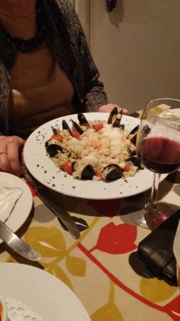 Andrea's Restaurant: Risotto