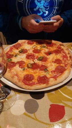 Andrea's Restaurant: Pizza