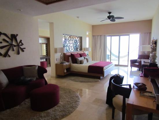 Garza Blanca Preserve, Resort & Spa: Room (Junior panoramic suite)