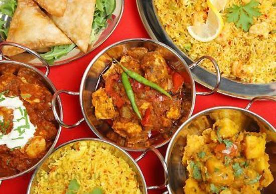Ambrosia Indian Restaurant: Yummy Curries