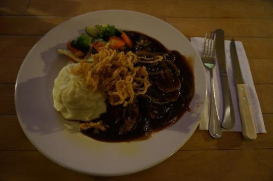 158 Main Restaurant & Bakery: Dinner