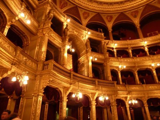 The main hall - ブダペスト、ハ...