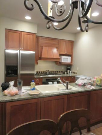 Lone Eagle Condos at River Run Village: Interior Kitchen of 3023