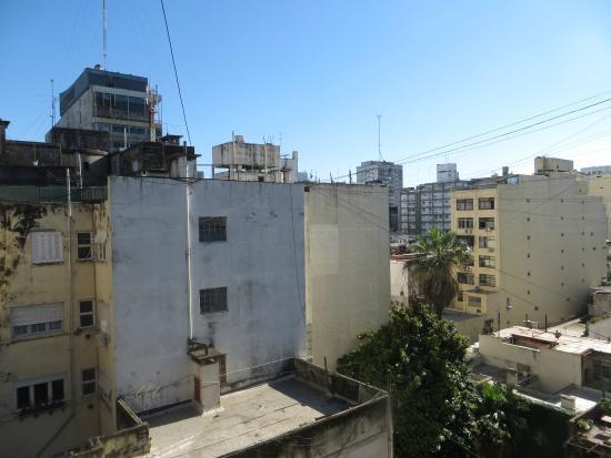 Icaro Suites: Balcony View