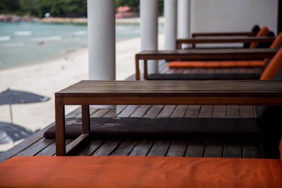 Baan Talay Resort: Restaurant