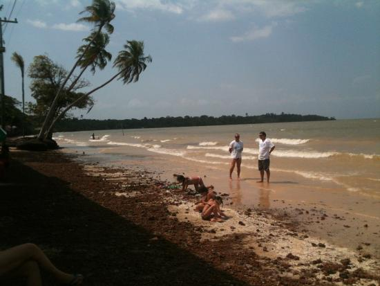 Barcarena: Praia Sirituba