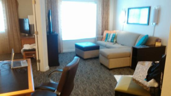 HYATT house White Plains : wide space