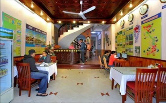 Hoa My Hotel: Reception at Hoa My 2 hotel