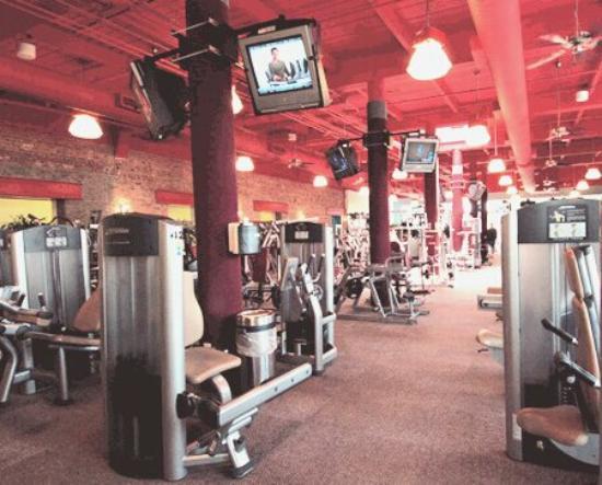 Baymont Inn & Suites LaGrange: Free fitness center service!!