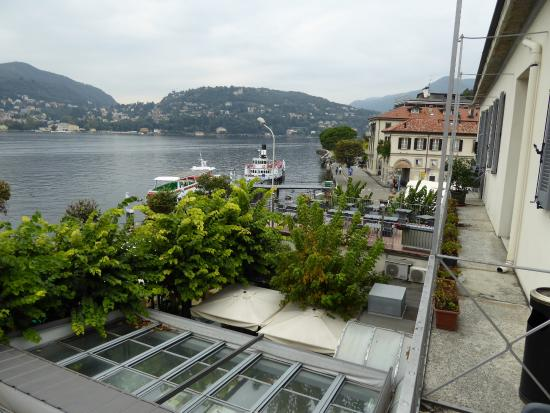 Hotel Marco's: room view