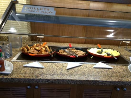 breakfast buffet picture of hyatt place at anaheim resort rh tripadvisor ca