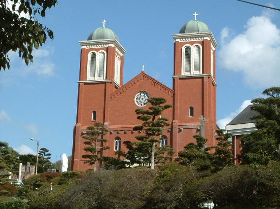 Urakami Cathedral: 浦上天主堂