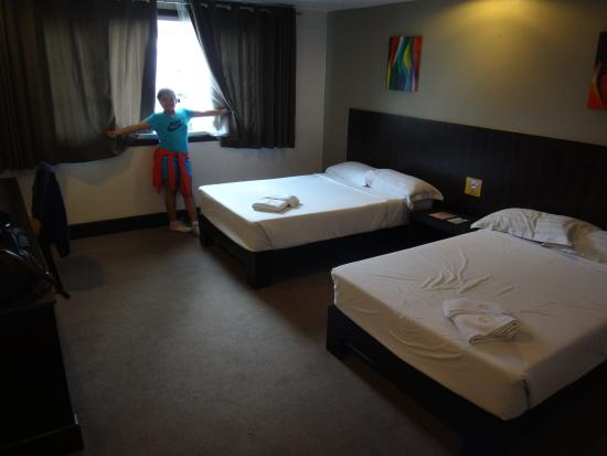 Citylight Hotel : superior room