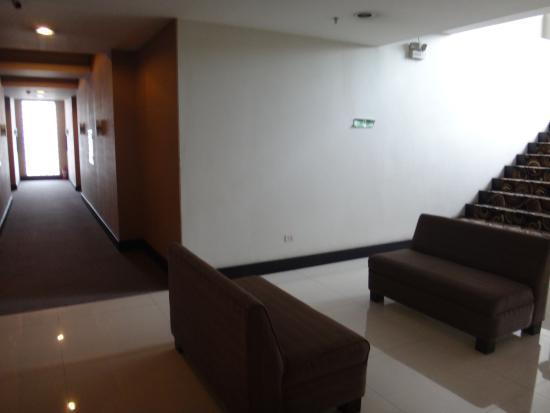 Citylight Hotel : 5th floor