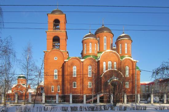 Trinity Church on the Valentinovskoye Field