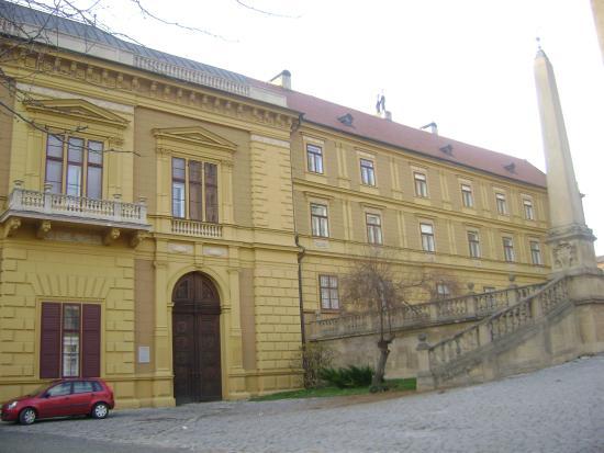 Bishop's Palace (Puspoki palota): Bishop's Palace