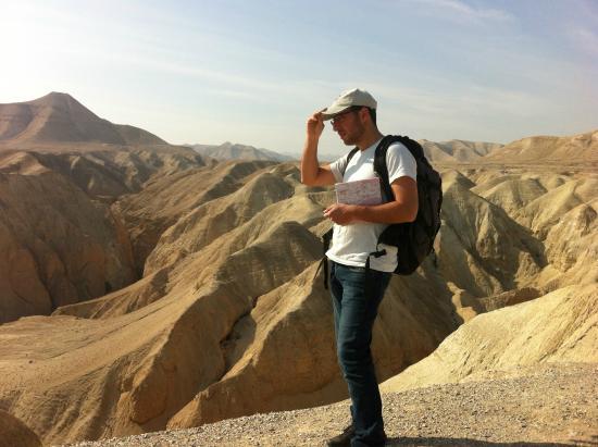 Yosef Spiezer - Israeli Guide - Day Tours