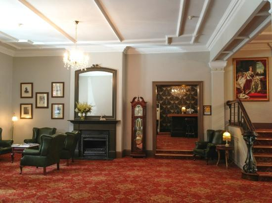 Hadley's Orient Hotel: Old world charm